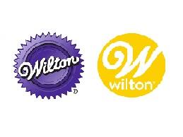 logo wilton cake design
