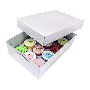 scatola porta cupcake