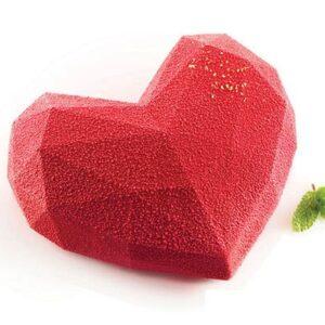 stampo amore origami silikomart