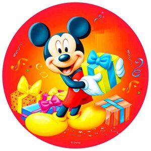 cialda alimentare topolino mickey mouse